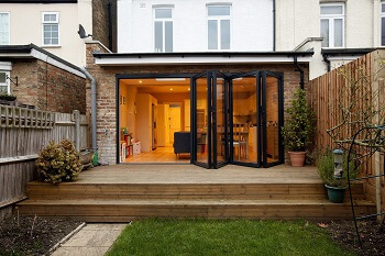 Picture above is house extension by toploftslondon