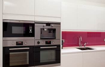 Picture above is a photo of renovated kitchen by toploftslondon